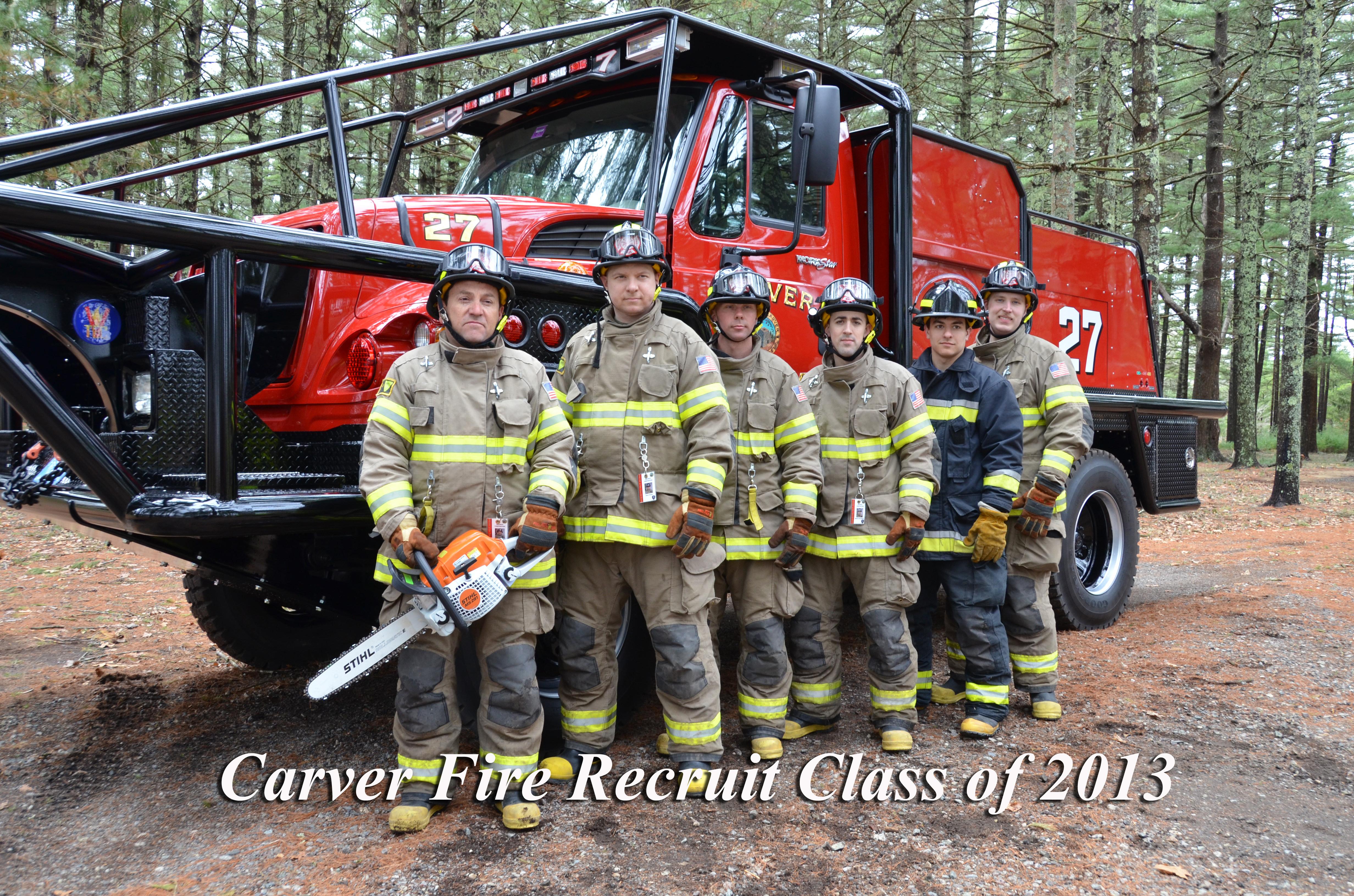2013 Recruit Class