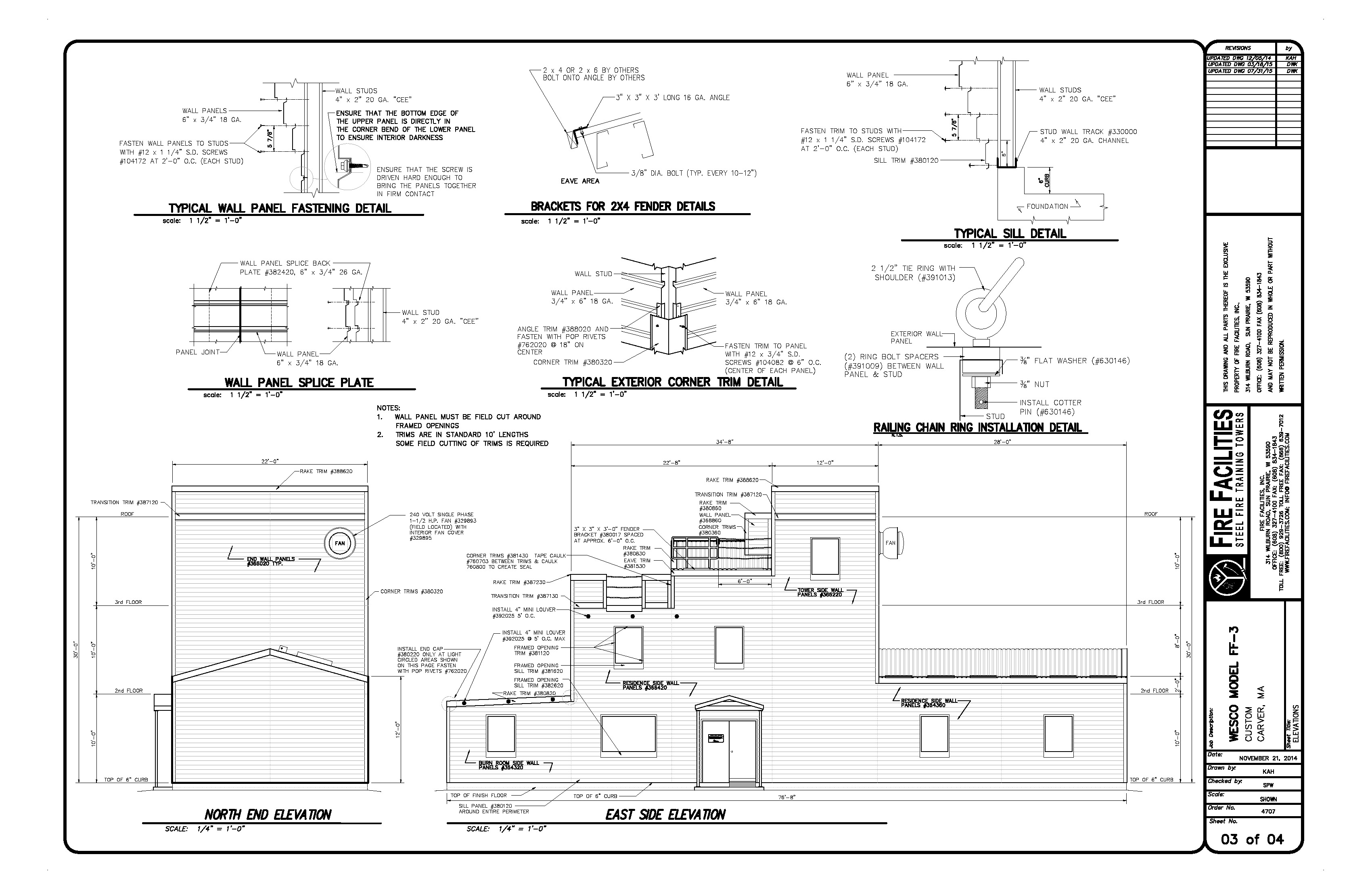 Trainng Facility Drawing 4707D_07-31-15 ATTACHMENT B_Page_3