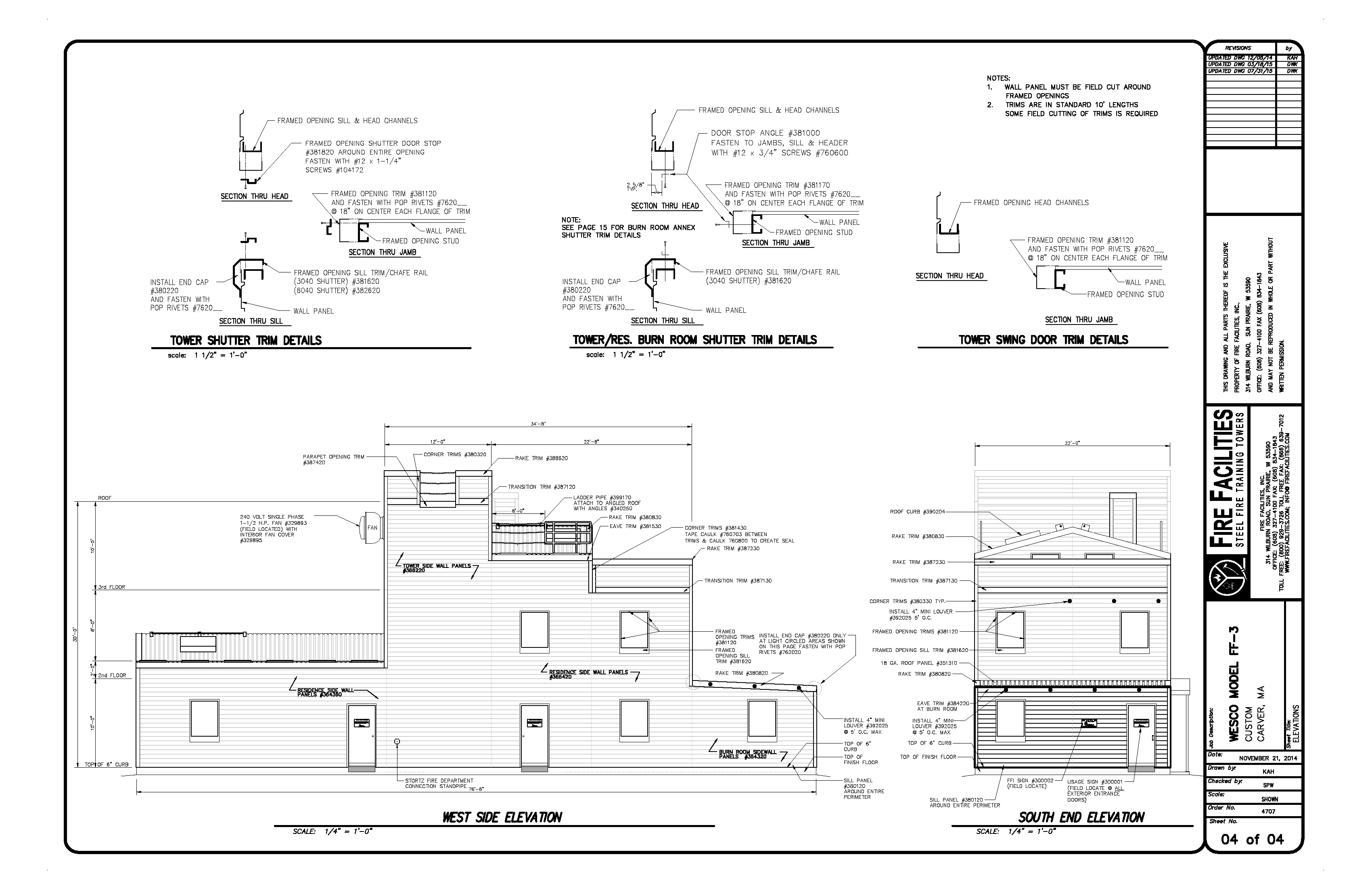 Trainng Facility Drawing 4707D_07-31-15 ATTACHMENT B_Page_4